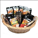 Gourmet Coffee and Tea Gift Basket