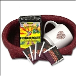 Organic Fair Trade Coffee Gift Basket