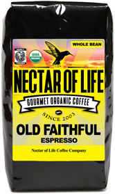 Old Faithful Espresso