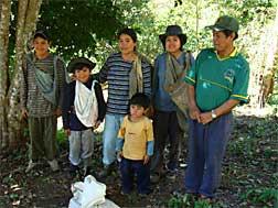 Bolivia Caranavi Farmers