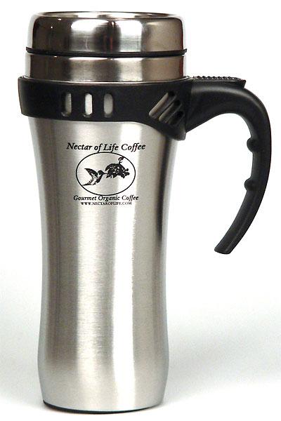 Handle For A Large Travel Mug