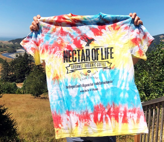Free Tie Dye T-Shirt Offer for Market of Choice Customers