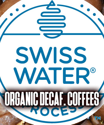 Organic Decaf Coffees