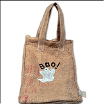 Reusable Halloween Bag - Boo