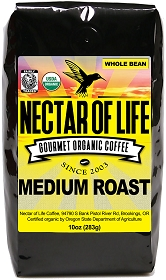 Popular Medium Roast Organic Coffees