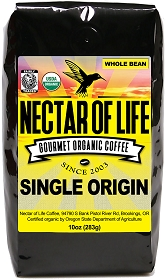 Popular Single Origin Organic Coffees