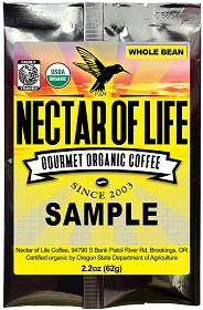 Coffee Samples Single Pack