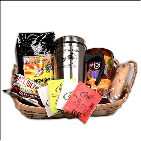 College Care Package Gift Basket