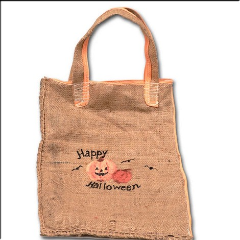 Reusable Halloween Bag - Jack O'Lantern