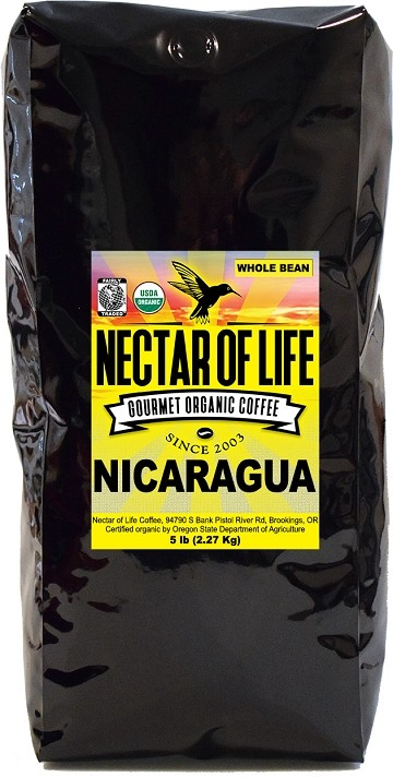 Nicaragua New Crop You Choose Roast Level