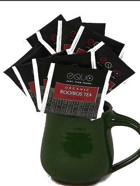 Organic Rooibos Tea for One